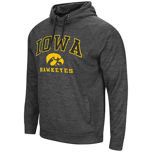 Men's Iowa Hawkeyes Teton Fleece Hoodie