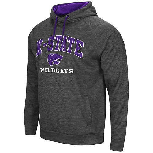 Men's Kansas State Wildcats Teton Fleece Hoodie