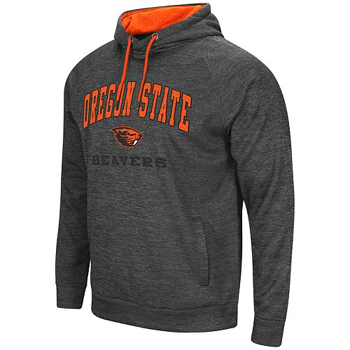 Men's Oregon State Beavers Teton Fleece Hoodie