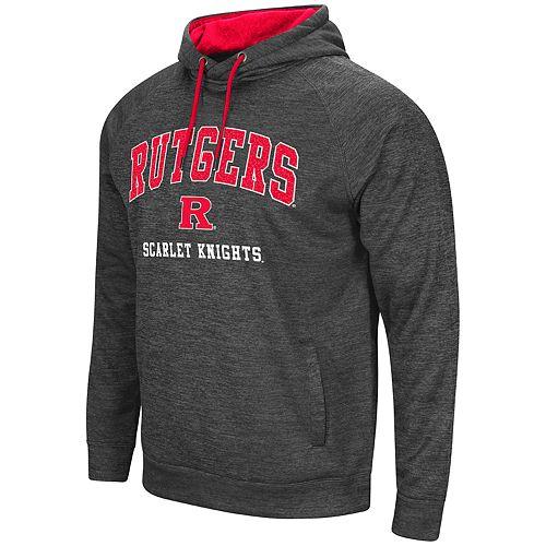 Men's Rutgers Scarlet Knights Teton Fleece Hoodie