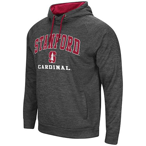 Men's Stanford Cardinal Teton Fleece Hoodie