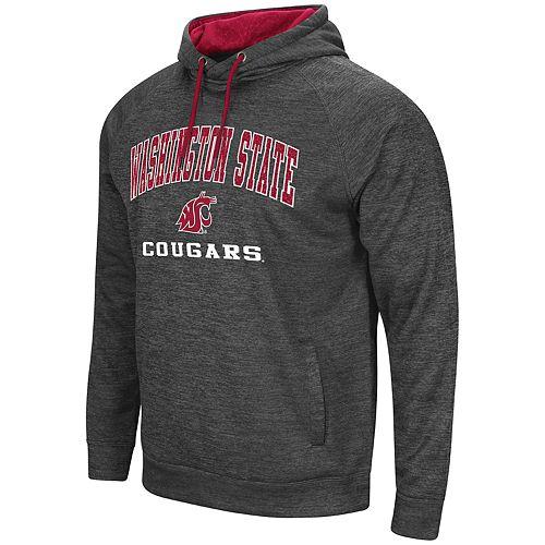 Men's Washington State Cougars Teton Fleece Hoodie