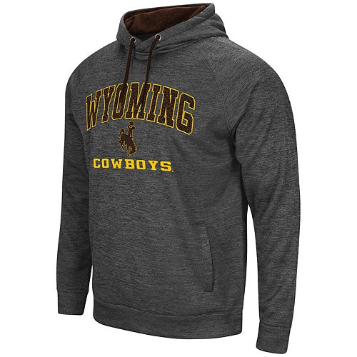 Men's Wyoming Cowboys Teton Fleece Hoodie