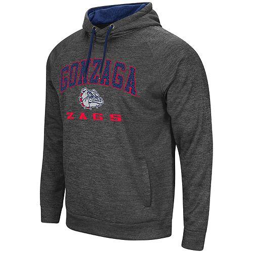Men's Gonzaga Bulldogs Teton Fleece Hoodie