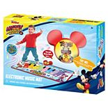 Disney Jr. Mickey Mouse Music Mat