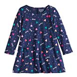 Disney's Minnie & Mickey Mouse Toddler Girl Swing Dress by Jumping Beans®