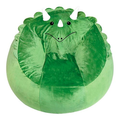 The Big One® Inflatable Chair with Dinosaur Cover