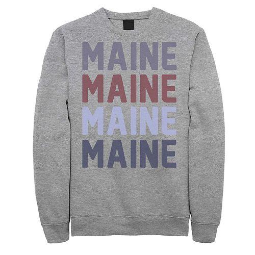 Juniors' Fifth Sun Maine Colorful Stack Fleece Top