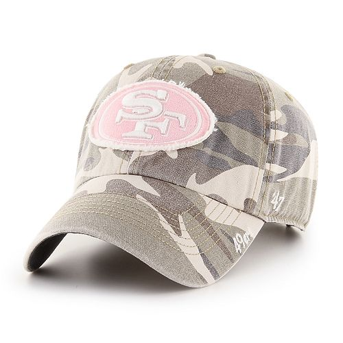 Women's '47 Brand San Francisco 49ers Miata Adjustable Cap