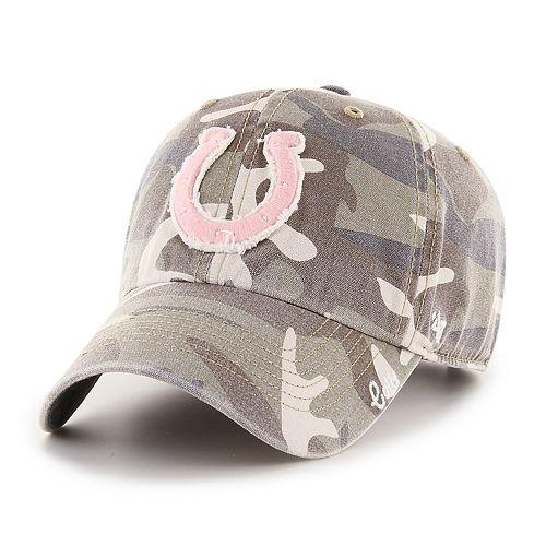 Women's '47 Brand Indianapolis Colts Miata Adjustable Cap