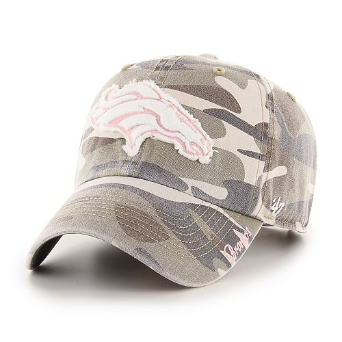 Women's '47 Brand Denver Broncos Miata Adjustable Cap