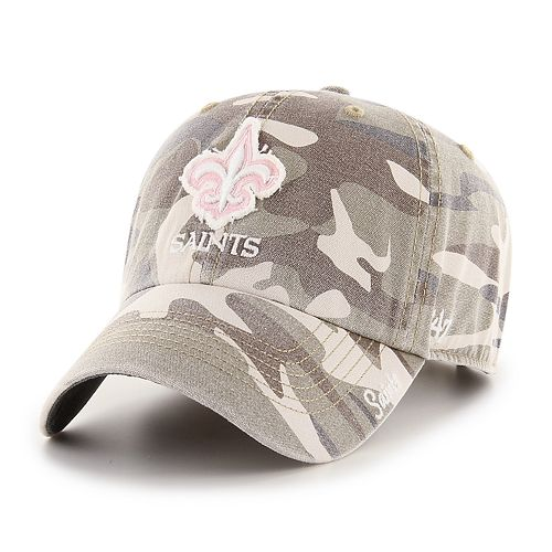 Women's '47 Brand New Orleans Saints Miata Adjustable Cap