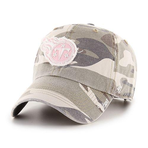 Women's '47 Brand Tennessee Titans Miata Adjustable Cap