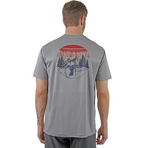 Men's Mountain and Isles Performance Tee