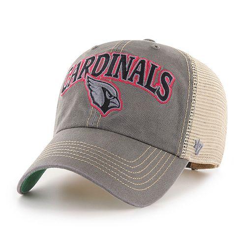 Adult '47 Brand Arizona Cardinals Tuscaloosa Adjustable Cap