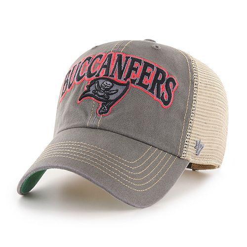 Adult '47 Brand Tampa Bay Buccaneers Tuscaloosa Adjustable Cap
