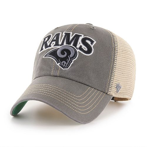 Adult '47 Brand Los Angeles Rams Tuscaloosa Adjustable Cap