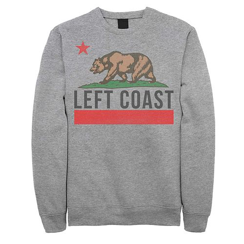 """Juniors' Fifth Sun California """"Left Coast"""" Fleece Top"""