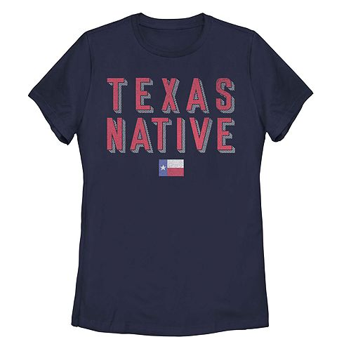 "Juniors' Fifth Sun ""Texas Native"" Tee"