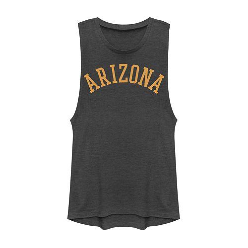 Juniors' Fifth Sun Arizona Muscle Tank