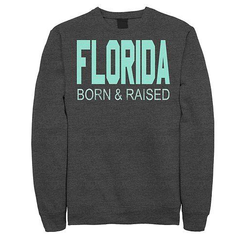 Juniors' Fifth Sun Florida Born & Raised Fleece