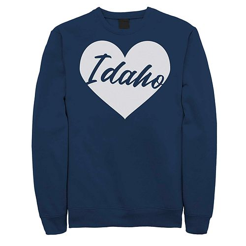 Juniors' Idaho Heart Fleece