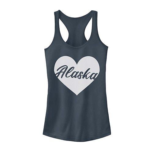 Juniors' Fifth Sun Alaska Heart Tank