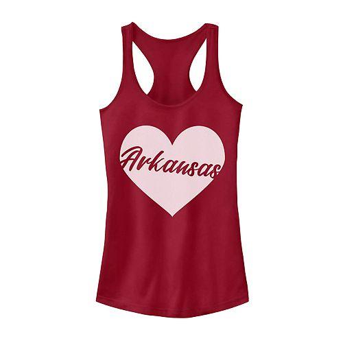 Juniors' Fifth Sun Arkansas Heart Tank