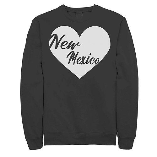 Juniors' Fifth Sun New Mexico Heart Fleece