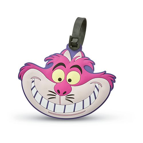 American Tourister Cheshire Cat Luggage ID Tag