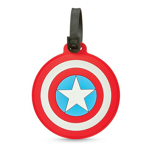 American Tourister Captain America Luggage ID Tag