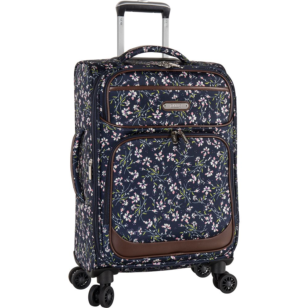 Chaps Saddle Haven 2.0 Softside Spinner Luggage
