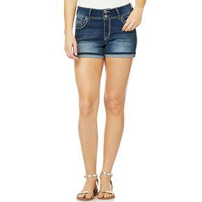 Juniors' WallFlower Luscious Curvy Shorts