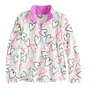 Girls 4-12 Jumping Beans® Fleece Sweatshirt