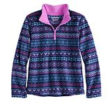 Girls 4-12 Jumping Beans® Fleece Sweatshirt