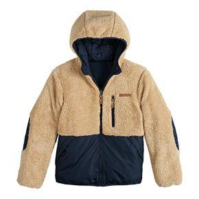 Boys 8-20 ZeroXposur Plush Lightweight Jacket