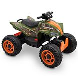 Huffy Camo ATV 12V Ride-On Vehicle