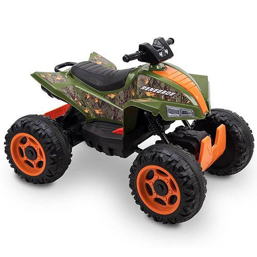 Huffy Camo ATV 12V Ride-On Vehicle