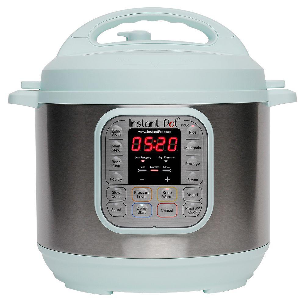 Instant Pot Duo60 6-qt. 7-in-1 Programmable Pressure Cooker