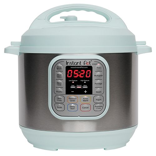 Instant Pot Duo60 6-qt. 7-in-1 Programmable Pressure Cooker