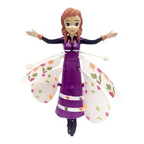 Disney's Frozen 2 Anna Motion Sensing Helicopter by World Tech Toys