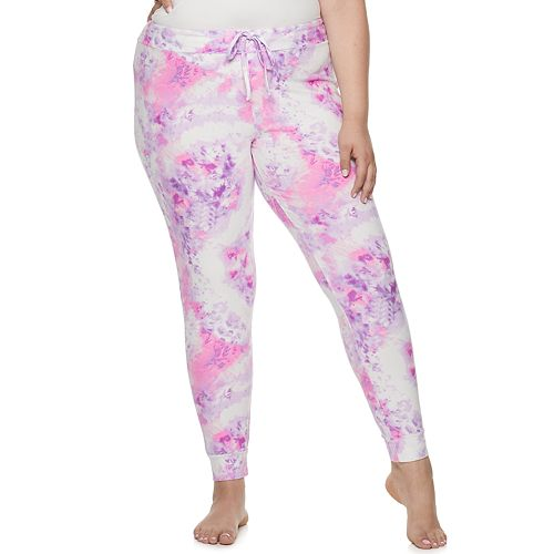 Juniors' SO® Cuffed Sleep Pant