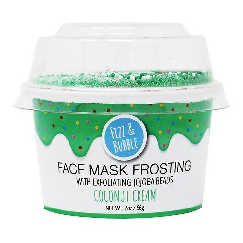 Fizz & Bubble Coconut Cream Face Mask Frosting