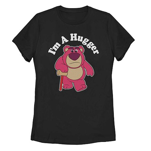 Juniors' Disney Pixar Toy Story Lotso Bear I'm a Hugger Tee