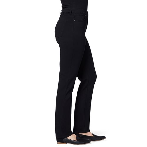Women's Gloria Vanderbilt Amanda High-Waisted Ponte Pants