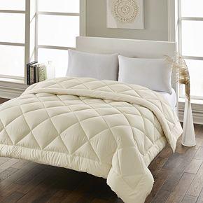 Loftworks High-loft All Season White Goose Down-Alternative Comforter