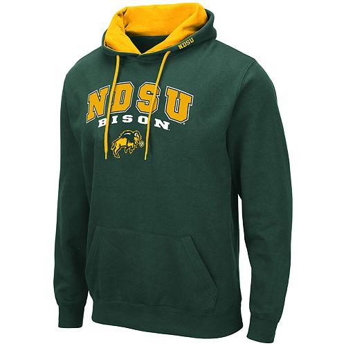 Men's NCAA North Dakota State Bison Pullover Hooded Fleece