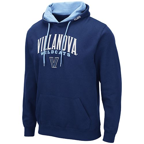 Men's NCAA Villanova Wildcats Pullover Hooded Fleece