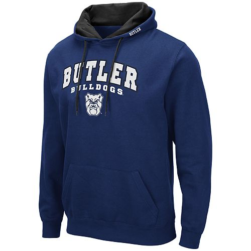 Men's NCAA Butler Bulldogs Pullover Hooded Fleece