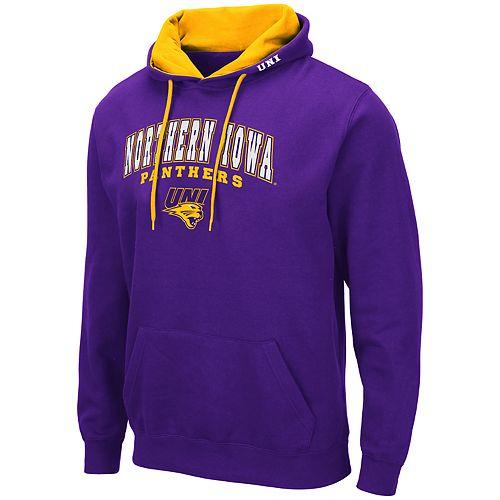 Men's NCAA Northern Iowa Panthers Pullover Hooded Fleece